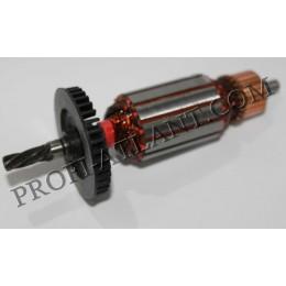 якорь перфоратор Bosch 24-5 / Зенит ЗП-950 ( 153*35 5-з /влево)