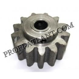 Шестерня бетономешалки 7 (15*65 h40, 13 зубов)