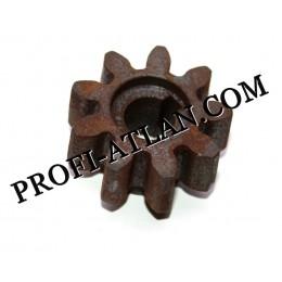 Шестерня бетономешалки 8 (17*54 h30, 9 зубов)