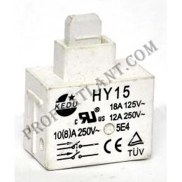 Кнопка болгарки DWT HY 15 без фикс